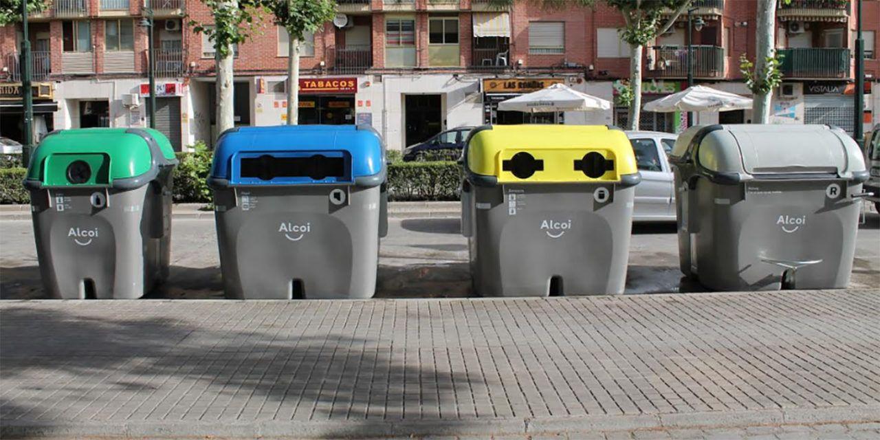 Alcoi podria sancionar a l'empresa de Neteja Urbana i Recollida de Residus per deficiències
