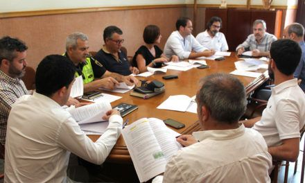 Reunió de treball per actualitzar el Pla Territorial Municipal enfront d'Emergències