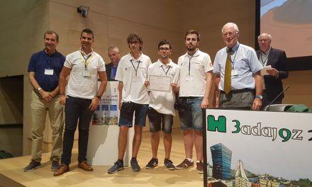 El equipo del Campus de Alcoy en gana el Campeonato Nacional de Robots