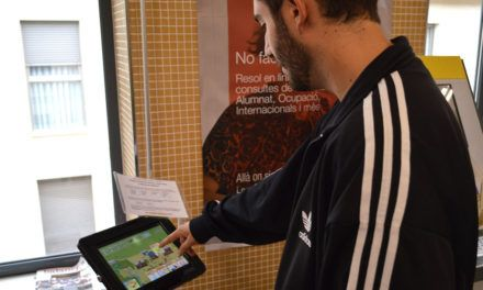 El Campus de Alcoy de la UPV acoge una exposición y una conferencia sobre la Fundación Vicente Ferrer