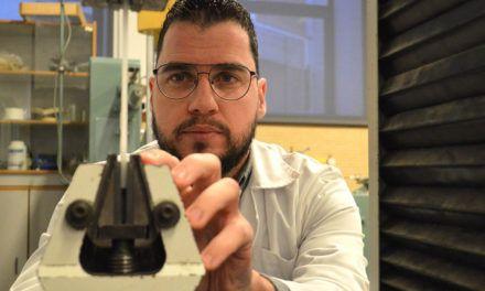 Daniel García, del Campus de Alcoy, obtiene la mejor puntuación en la convocatoria de los contratos post-doctorales de la UPV