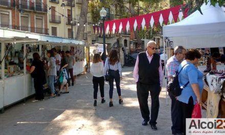 Alcoi tanca els actes del 9 d'Octubre