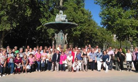 Viatge de les Aules de la Tercera Edat i centres de Majors a Granada