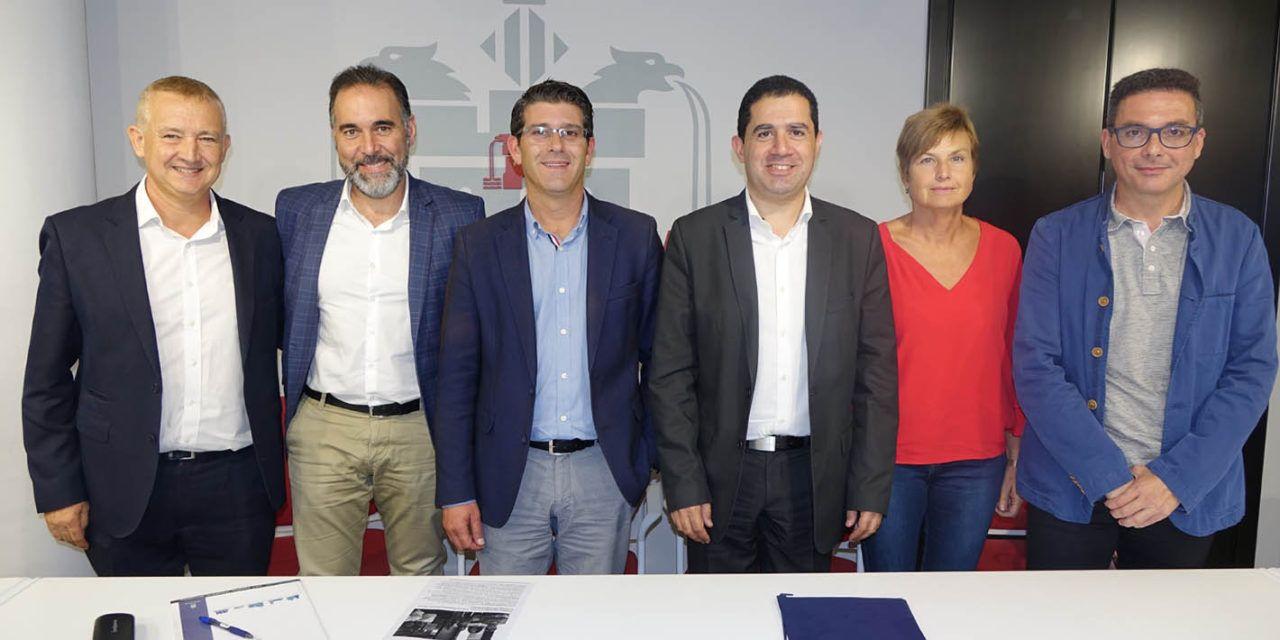 La III Fase de l'Acord Territorial Ontinyent-Ibi-Alcoi per l'ocupació treballarà per inserir als majors de 45 anys