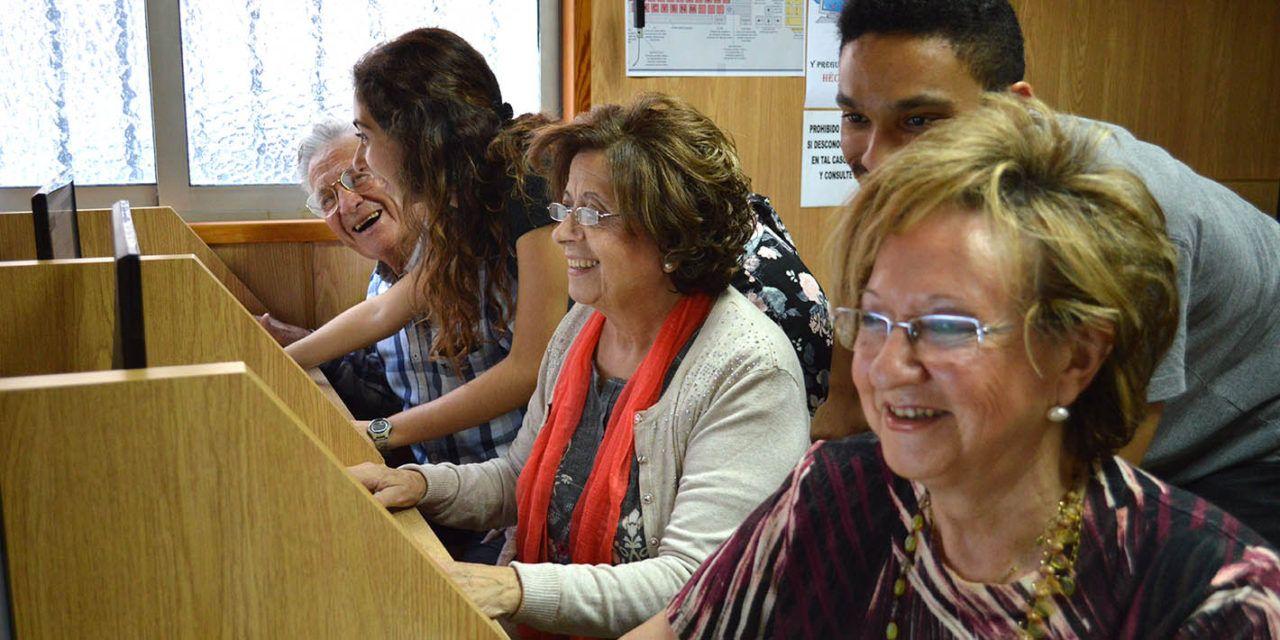 Formación intergeneracional en el Campus de Alcoy de la UPV