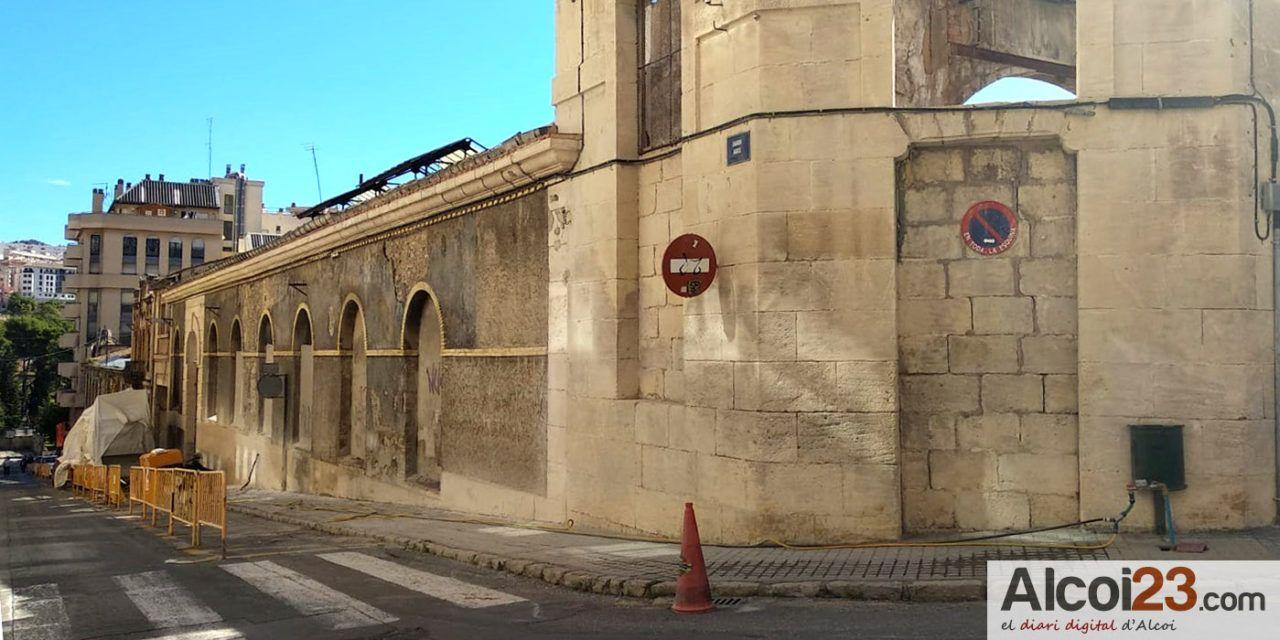 El Consell aprueba los 400.000 euros para los trabajos de restauración y adecuación del CdT de Alcoy