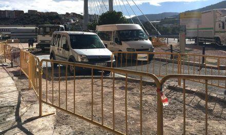 Millora de l'accessibilitat en l'accés al pont de Fernando Reig