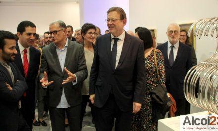 VÍDEO | El IVAM CADA ALCOI pone a la ciudad de los puentes como referente del arte contemporáneo