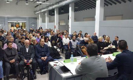 160 assitents a una jornada d'inspecció d'educació a L'Àgora