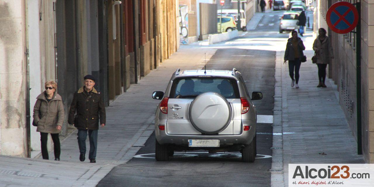 L'Ajuntament ja ha tramitat més de 100 permisos per a la peatonalizació