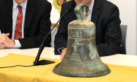 La campana gòtica de l'Ermita de Barxell declarada BIC