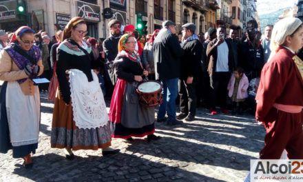'Les Pastoretes' omplen Alcoi de Nadal