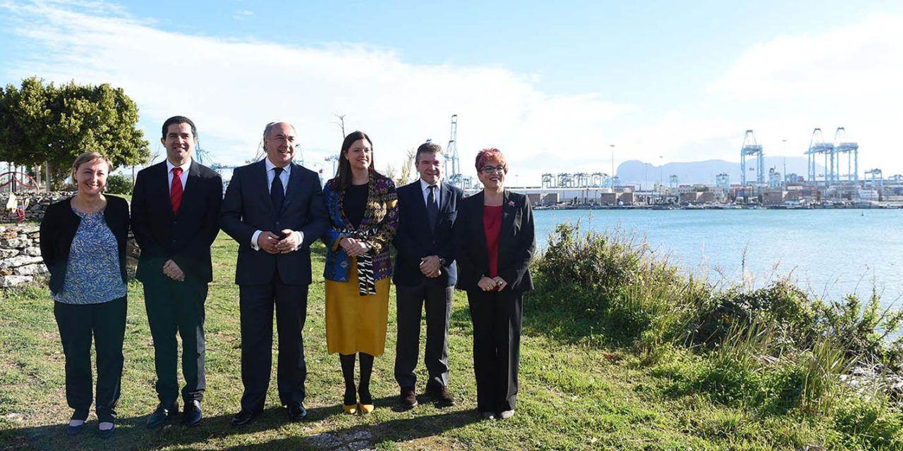 Alcoy participa en Algeciras en la reunión de las ciudades europeas del «Digital Cities Challenge»