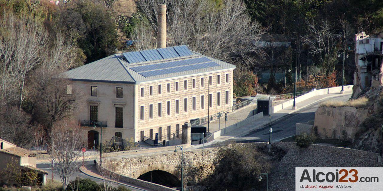 Cs d'Alcoi reivindica l'execució de la segona fase de la canalització del riu