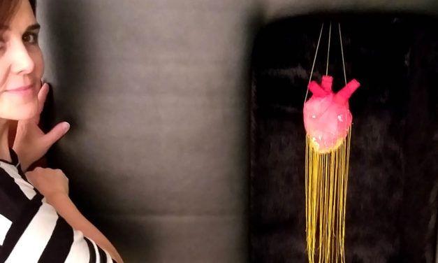 Mónica Jover expone en la Casa Bardín de Alicante