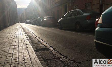La calle de Pintor Cabrera será asfaltada en abril