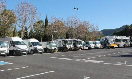 Alcoy continúa con la renovación de la flota de vehículos de recogida de basura y limpieza viaria