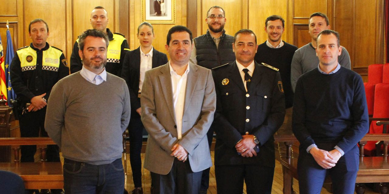 Alcoi incorpora 6 nous Policies Locals
