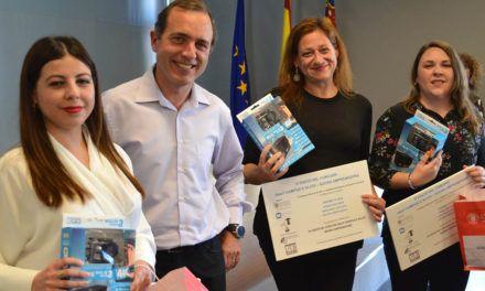 Seren@ y a casa, del CIP FP Batoi, proyecto ganador del premio ideaT UPV Campus d'Alcoi – Àgora Emprenedors