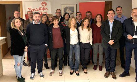 El socialistes d'Alcoi fan pública la llista per a les municipals de maig