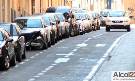 Alcoi substituirà l'empedrat de Sant Nicolauet per un asfalt imprés