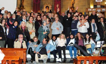 Cerca de 200 participantes en el Primer Encuentro Arciprestal de Alcoy
