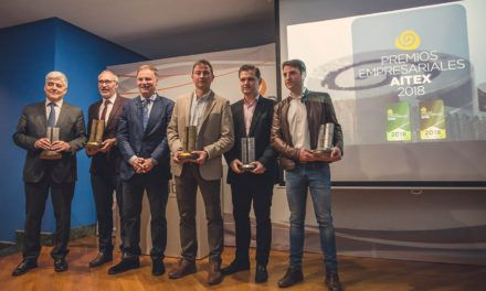 AITEX entrega sus Premios Empresariales a la innovación y a la sostenibilidad