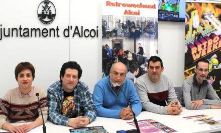 Alcoy celebra este fin de semana una nueva edición de su 'Retroweekend'