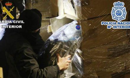 SUCESOS | Interceptan en Alcoy un cargamento de marihuana con destino a Alemania