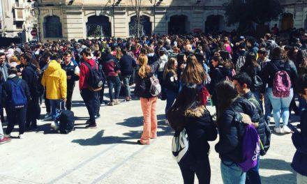 Més de 1.400 estudiants participen en la 'Prova Cangur' al Campus d'Alcoi de la UPV