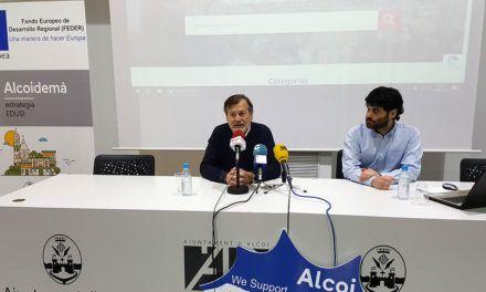 Alcoy presenta su plataforma 'Open Data'