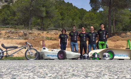L'IES Cotes Baixes competirà en el Campionat Europeu d'Esports d'Inèrcia amb tres vehicles