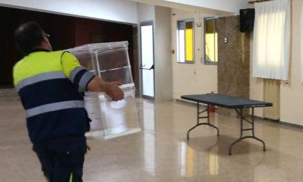 46.121 persones podran votar demà en Alcoi