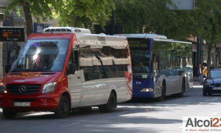 Dues línies d'autobús llançadora per al dia de les Entrades