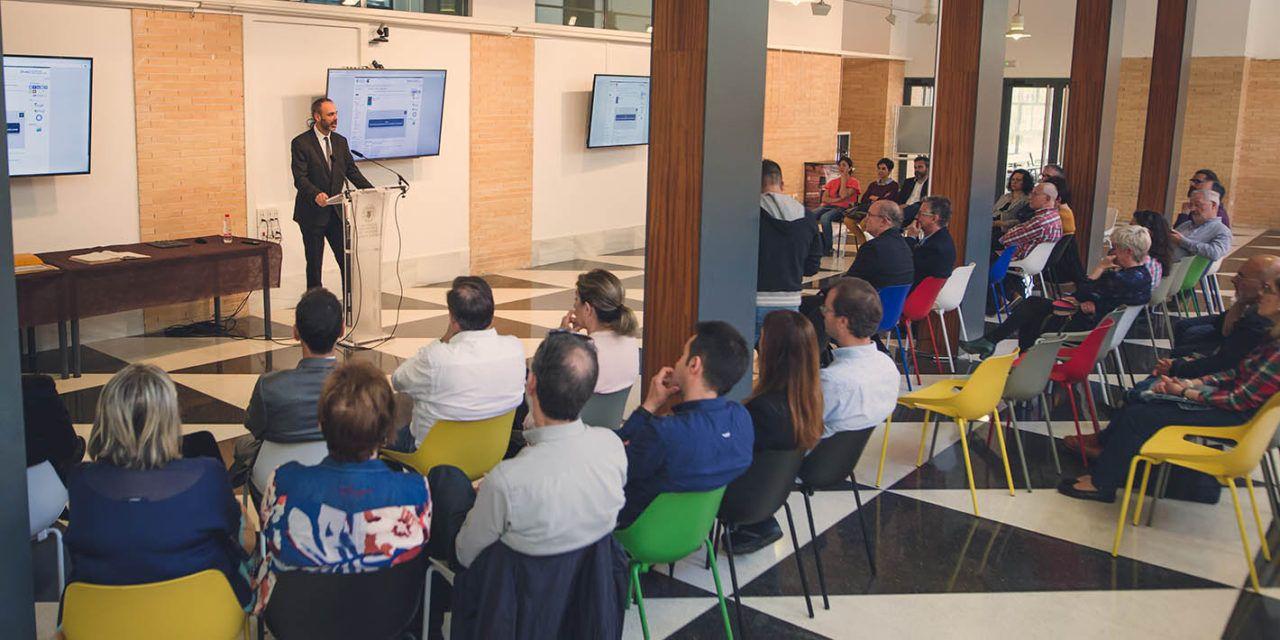 Presentada la digitalización del archivo de l'Escola Industrial d'Alcoi