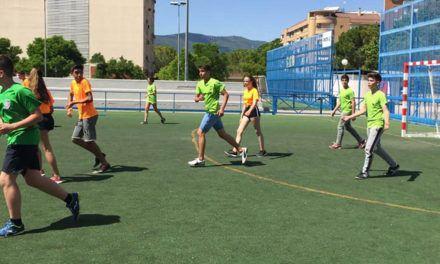 L'IES Cotes Baixes celebra les seues Olimpíades a favor d'integració i els valors de l'esport