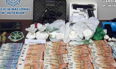 SUCESOS | Cuatro detenidos en una operación antidroga en Alcoy