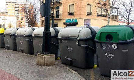Recta final a l'establiment del contenidor de residus orgànics