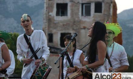VÍDEO | El barrio del Partidor celebra el Solsticio de Verano
