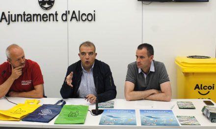 Alcoi declara la guerra a los envases con la campaña 'Desplastifica't'