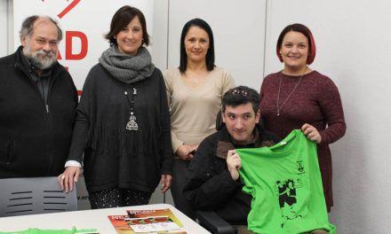 La Asociación Valenciana de enfermos de ELA celebra el sábado su comida solidaria en Alcoy