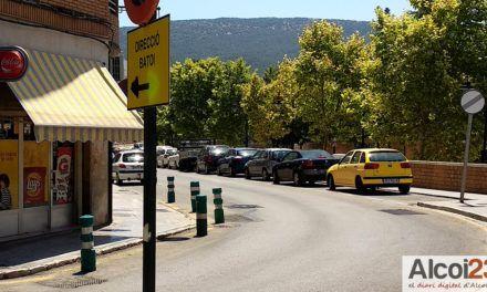 Podem Alcoi proposa millorar la seguretat vial a Mestre José Ribera Montes