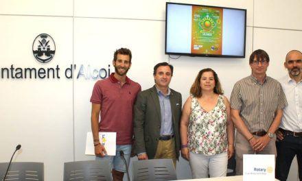 El RotaryClubAlcoy organiza su 'IIFiesta del Verano, Solidaria'