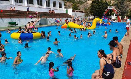 Més usuaris a les piscines municipals