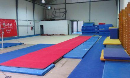 La gimnàstica artística estrena noves instal·lacions a partir del dilluns