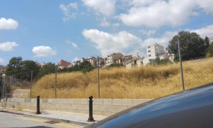 El PP pide que el solar de La Riba sea de propiedad municipal