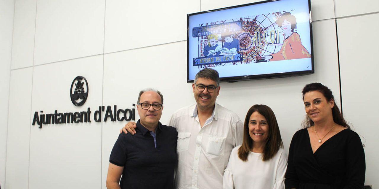 La 'Asociación Cultural Alcoy Modernista' no faltará en la Semana Modernista alcoyana