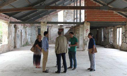 En marxa les obres de la fàbrica dels Solers del Molinar
