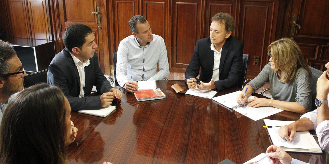 Acord per a impulsar energies netes a les indústries d'Alcoi