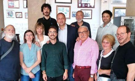 Encontre entre Podem i la Coordinadora de Pensionistes de l'Alcoià-Comtat